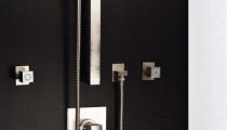 Armatura łazienkowa: Baterie prysznicowe