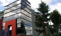 Budynek biurowy - Opole - Elewacja