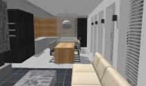 dom w nowoczesnym stylu