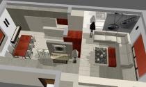 mieszkanie w stylu orient