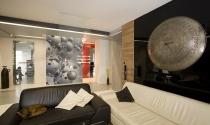 salon w stylu loft